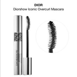 NEW Diorshow Iconic Overcurl Waterproof Mascara